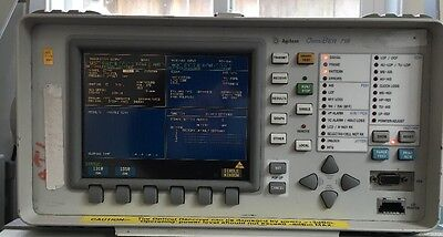 Agilent Omniber 718 With Options 310 350