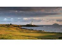 Caravan by the Coast, Turnberry, Scotland