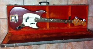 Bass Vintage 1966 Fender Mustang (Offers please-No swap) North Lakes Pine Rivers Area Preview