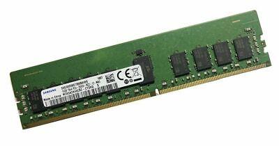 Samsung Arbeitsspeicher 16GB DDR4-RAM 2666 MHz, 288-Pin 1 Modul CL17 für den PC