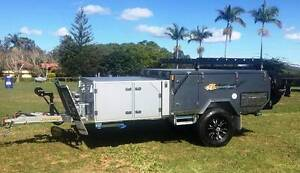 CAMPER  WBC 2000 FORWARD FOLD FULL OFF ROAD DELUXE Brendale Pine Rivers Area Preview