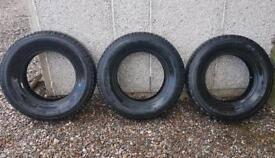 Tyres X3 Michelin