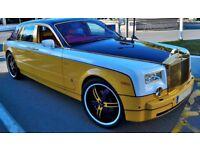 Bespoke Rolls-Royce Phantom 6.7 4dr 2005 (05 reg) | 26,000 miles