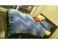 Double bed + Mattress (1.5 year old only) BRACKNELL (collection)