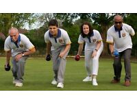 Join In with Wimbledon Park Bowls Clubs free taster session, 11-12.30 Saturday 27th August