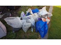 Topsoil - a dozen heavy duty bags full