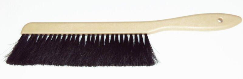 USGI Brush Drafting Dusting Horse Hair Bristles 13 1/2 Inch Plastic USA 5812PC