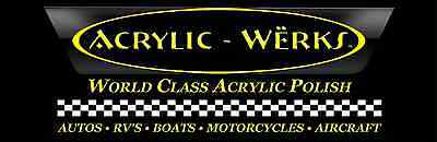 Acrylic-Werks Polish for Auto/Boat/RV/Airplanes & More 6 10395 31206 2