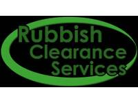 Rubbish Removal, Junk Removal, House Clearance ,**Licensed Waste Carrier Approved**