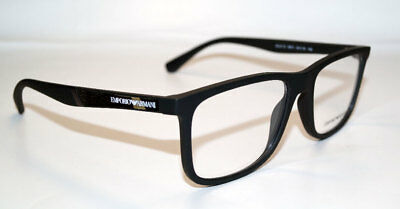 EMPORIO ARMANI Brillenfassung Brillengestell Eyeglasses Frame EA 3112 5574 Gr.54