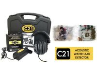 C21 water leak detection equipments tool