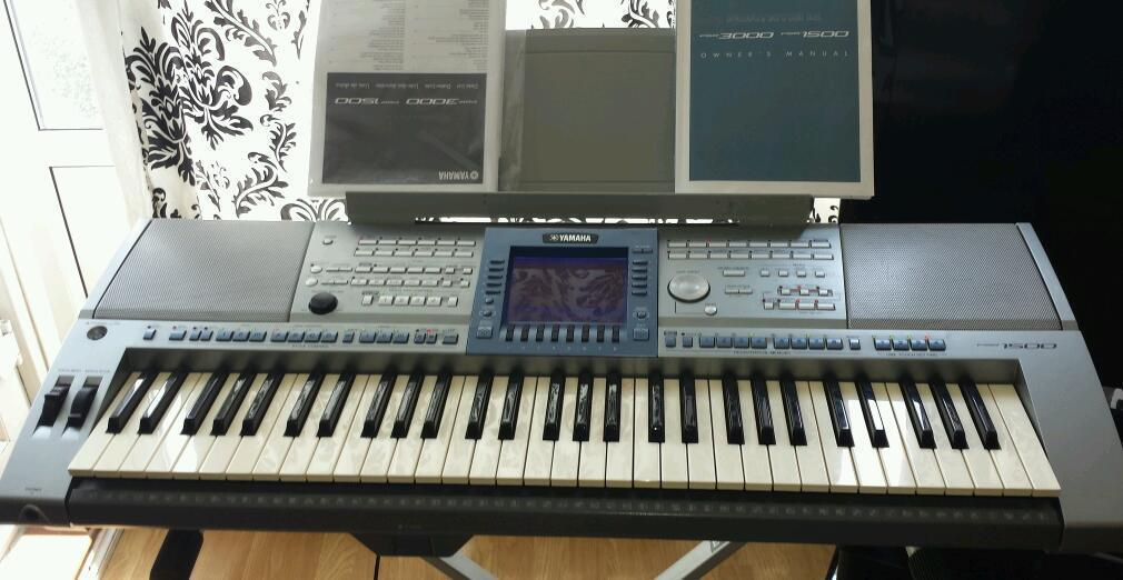 Image Result For Style Keyboard Yamaha Psr S
