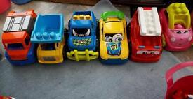 Large cars