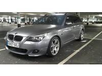BMW e61 520d 2007 lci