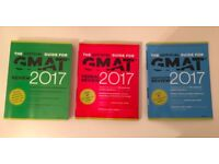 Brand New Official GMAT Review 2017 Includes Verbal and Quantitive Review