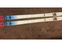 Line Maverick Skis