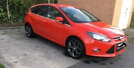 Ford Focus.1.0 ecoboost zetec.5 door