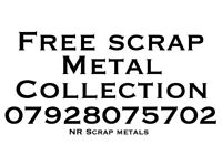 A FREE Scrap Metal Collection Service in and around Norwich