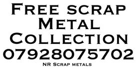 A FREE SCRAP METAL COLLECTION SERVICE