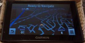 "5"" GARMIN nuvi 2599LMT-D GPS Sat Nav Lifetime FULL EUROPE MAP & Digital Traffic."