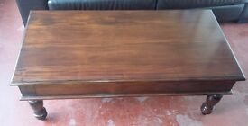 New mahogeny coffee table ONLY £75