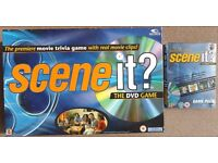 Scene It Movies Original And Expansion Pack DVD Board Game