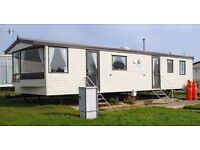 3 Bed 36 X 12 CARAVAN HIRE Cayton Bay SCARBOROUGH, Park Resorts Holiday Park
