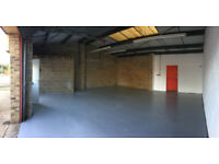 Light Industrial Unit Wanted To Rent or Share near Uxbridge area - commecial garage or workshop
