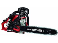 Einhell 41cc Toolless Petrol Chainsaw GH-PC 1535 TC. + WARRANTY & Extras! RRP £120!
