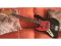 Fender Jazz Bass, left handed