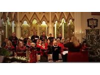 ** Looking for something new to do, maybe a new hobby? JOIN A CHOIR! **