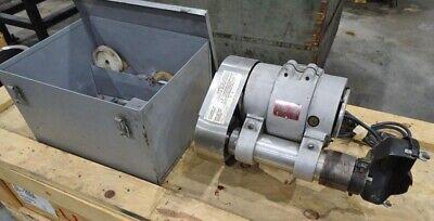 Themac Model J-7 Heavy Duty Tool Post Grinder