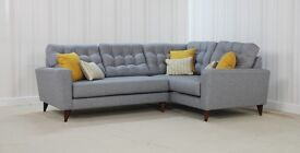 Designer fabric Grey Buoyant Sofa £699