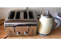 Toaster n kettle