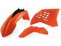 Acerbis Plastic Kit KTM EXC 125 250 400 450 530 08-11 SX SXF 07-10 OR Plastics