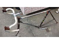Details about CLAUD BUTLER 56cm Vintage Mens Cycle Bike Frame Road, Forks Drop Handle bars
