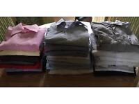 25 men's shirts