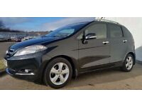 "2008 HONDA FR-V 1.8 EX I-VTEC [6 SEATER] MPV - FULL HEATED LEATHER ""DVD SCREENS"" (PART EX WELCOME)"