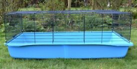 Large Indoor Cage for Guinea Pigs