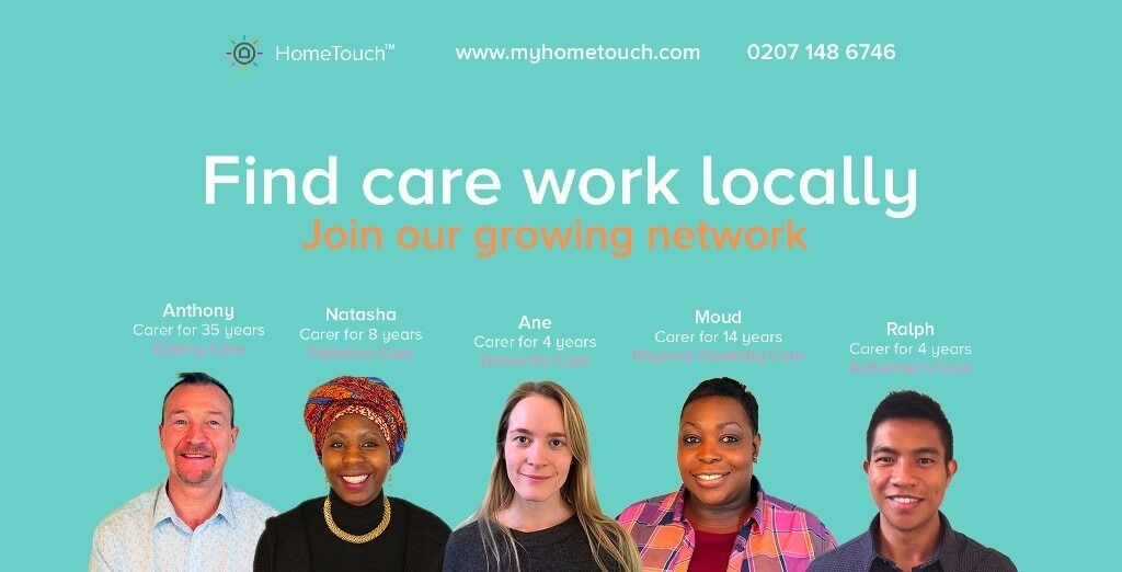 Home Care Assistant - Immediate Start - South West London - Paid Weekly, Earn £16/hr