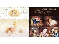 professional artistic photography Christmas Photoshoots