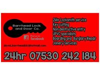 Local 24h Locksmith Service (we now also cut spare keys as part of our service)