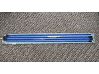 WINDBLOCKER AWNING POLES.