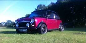 1994 limited edition Rover mini 35, 6 months mot, strong engine, solid shell.