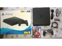£350 Brand New 500 GB PS4 + Fifa 18 World Cup