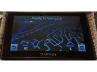 "5"" GARMIN nuvi 2599 LMT-D GPS Sat Nav Lifetime FULL EUROPE MAP & Digital Traffic (no offers, please)"