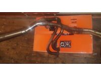 Exhaust system for Honda rvf 400 nc35 will also fit vfr 400 nc30