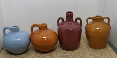 Antique UHL Pottery Lot - 4 jugs