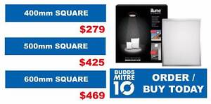 ILLUME SHAFTLESS SKYLIGHTS SQUARE - SOLAR POWERED FROM $279 Broadbeach Waters Gold Coast City Preview