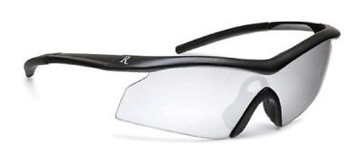 Remington Shooting Target Glasses Safety Clear Lens Black Frame (Clear Lens Glasses Target)